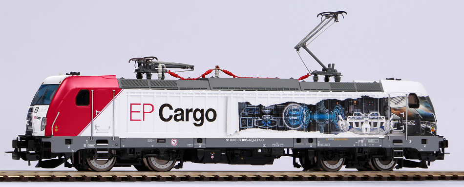 EP Cargo TRAXX AC