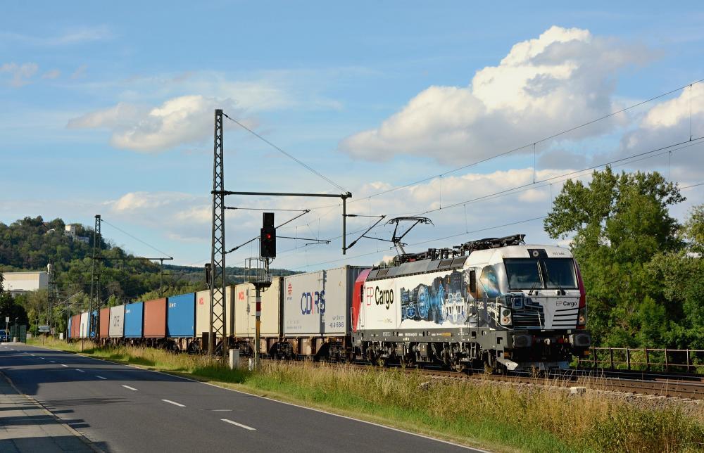 Železniční nákladní dopravci podporují zavádění ETCS