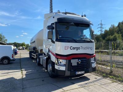 EP Cargo Trucking develops its truck portfolio in Poland