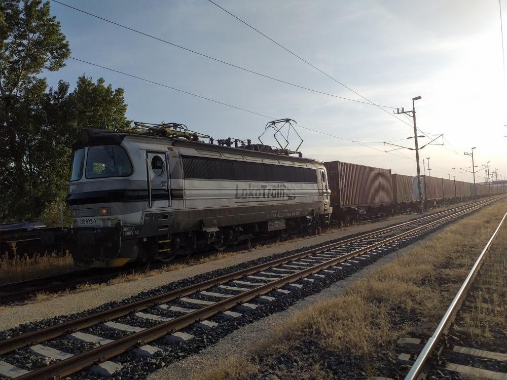 První přeprava na vlastní licenci v Maďarsku