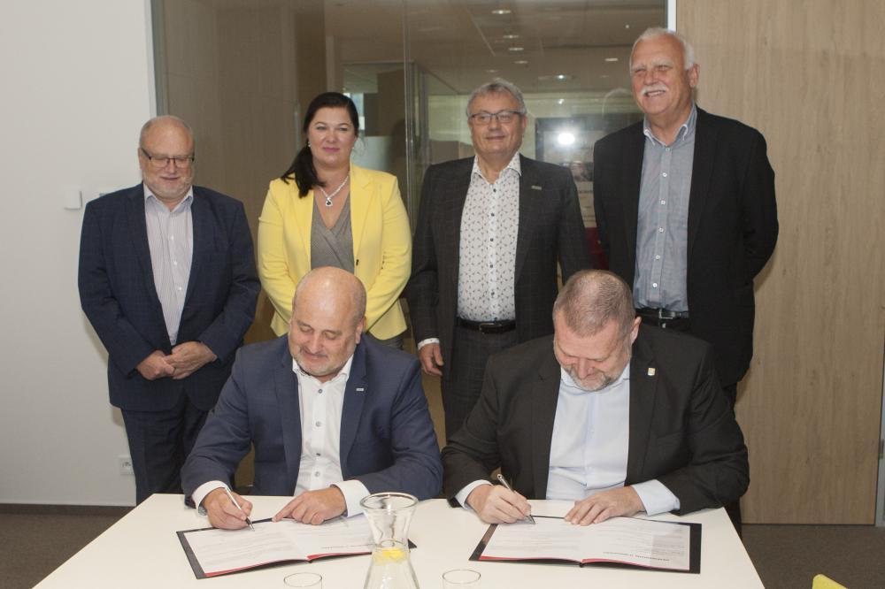 Memorandum o vzájemné spolupráci