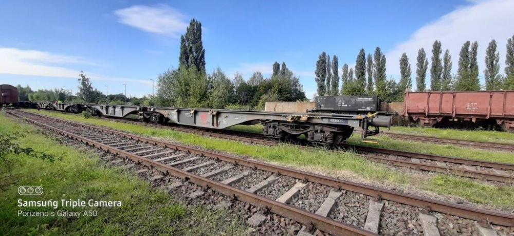 Odbiór wagonów dla LOCON