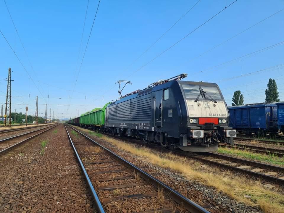 Eurosprinter  ES64F4 VM