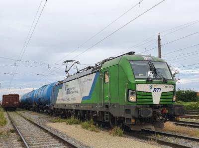 Společnost LokoTrain poskytla první službu v Rakousku
