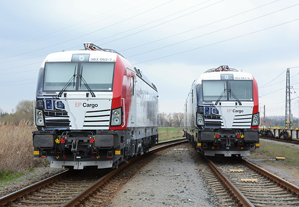 Neue Vectrons für EP Cargo Invest