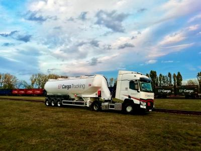 EP Cargo Trucking tank